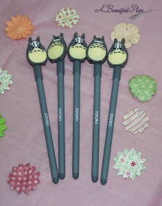 Totoro pen bunch sml